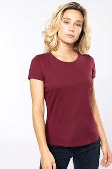 K3026 - T-shirt Bio150 col rond femme