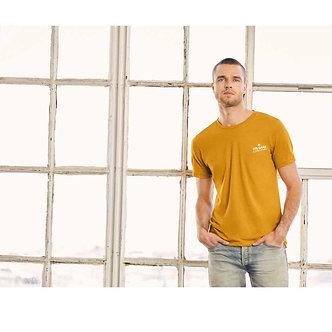 "T-shirt homme triblend col rond ""Les Gars Lorrains"""