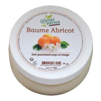 BAUME DOUCEUR ABRICOT