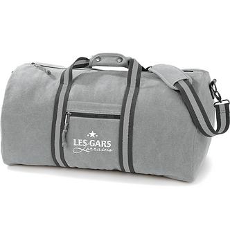 """Sac de voyage vintage """"Les Gars Lorrains"""""""
