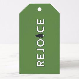 Rejoice Tree Gift Tag
