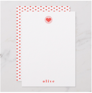 Hearts Galore Note Card