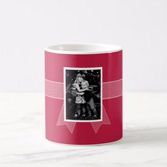 Wrapped in Joy Mug