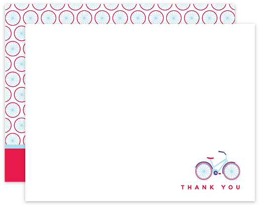 Bicycle Note Cards