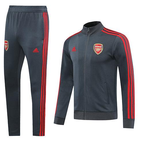Arsenal grey Tracksuit 2020/2021
