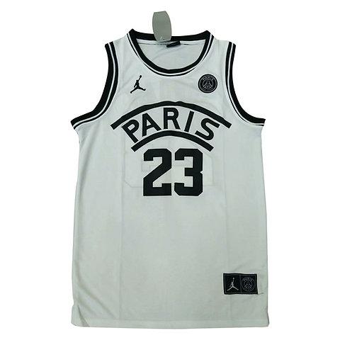 Jordan x PSG Paris Saint Germain Basketball Jersey White 20192020   Socball