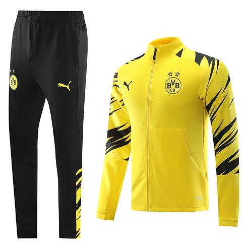 Borussia Dortmund yellow Tracksuit 2020/2021