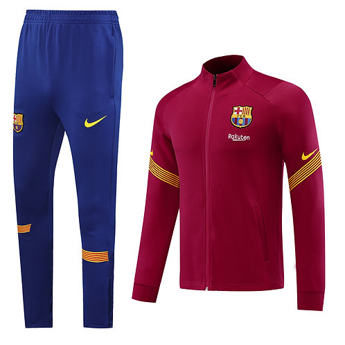 Barcelona red Tracksuit 2020/2021