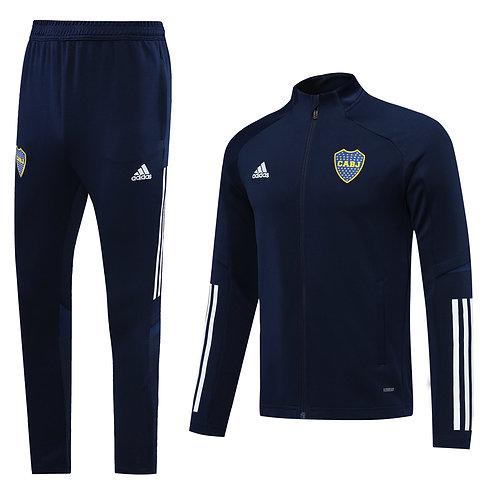 Boca Juniors blue Tracksuit 2020/2021