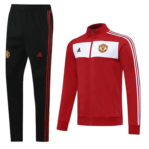 Manchester United red Tracksuit 2020/2021