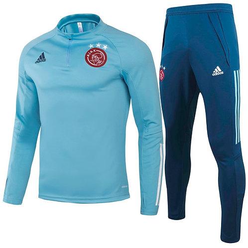 Bayern Munich Blue Training Tracksuit 2020/2021