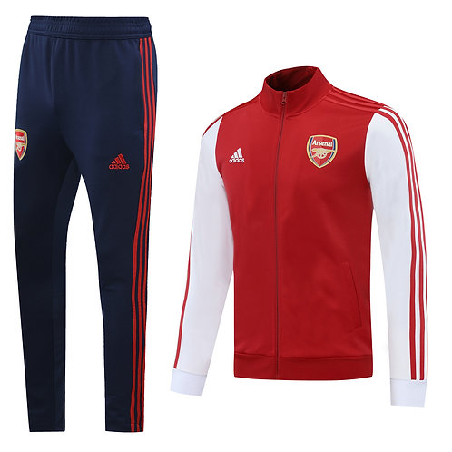 Arsenal red Tracksuit 2020/2021