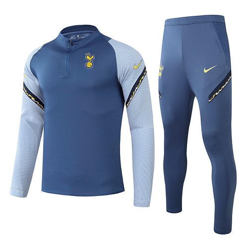 Tottenham blue Training Tracksuit 2020/2021