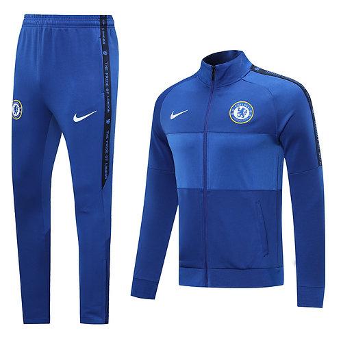 Chelsea blue Tracksuit 2020/2021