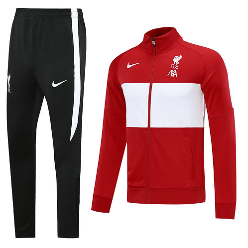 Liverpool red Tracksuit 2020/2021