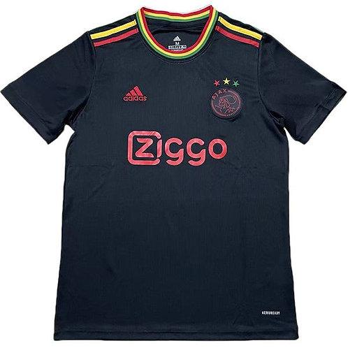 Ajax Third 2021/2022 Bob Marley Tribute