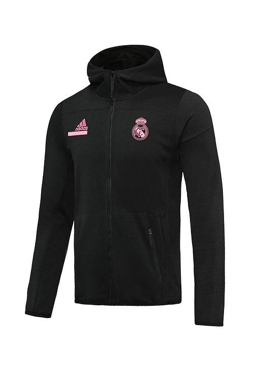 Real Madrid black Hoodie 2020/2021