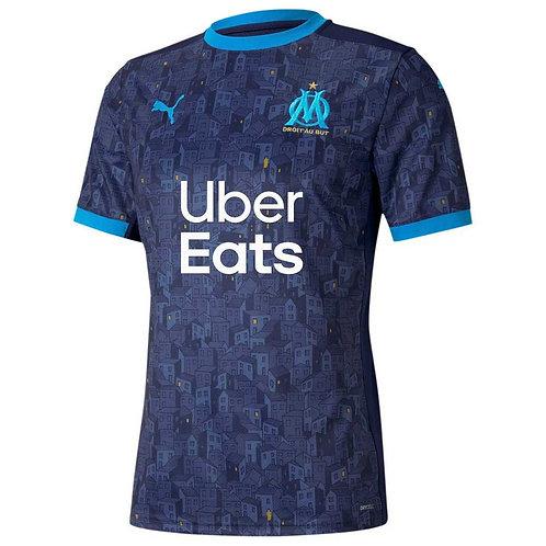 OM Olympique Marseille Away 2020/2021