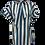 Thumbnail: Camicia con fiocco a Righe