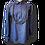 Thumbnail: Camicia in flanella con bordi lana e velluto