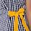 Thumbnail: Camicia smanicata Vichy con fiocco