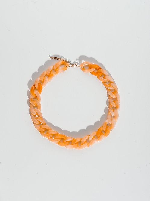 Collana catena Mandarino