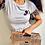 Thumbnail: T-shirt con applicazioni frutta