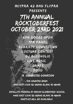 Roctoberfest!