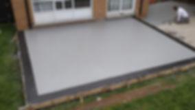 Concrete construction Ronoke , VA