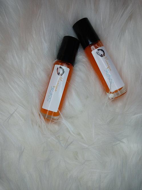 Orange Lip Oil