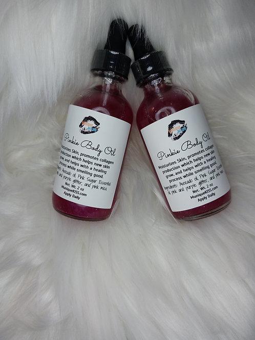 Pinkie Body Oil