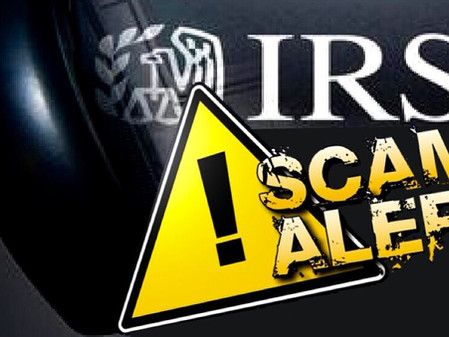 SCAMMERS VS. REAL IRS AGENTS