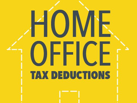 HOME OFFICE DEDUCTION: IS THIS REALLY AN IRS AUDIT RED FLAG?