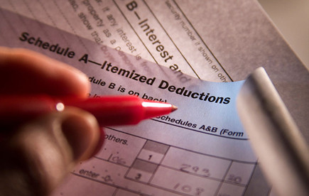 SCHEDULE A-ITEMIZED DEDUCTIONS: DOESN'T GET THE RESPECT IT DESERVES