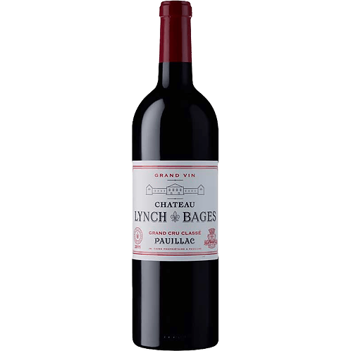 Chateau Lynch Bages 5eme Grand Cru 2011