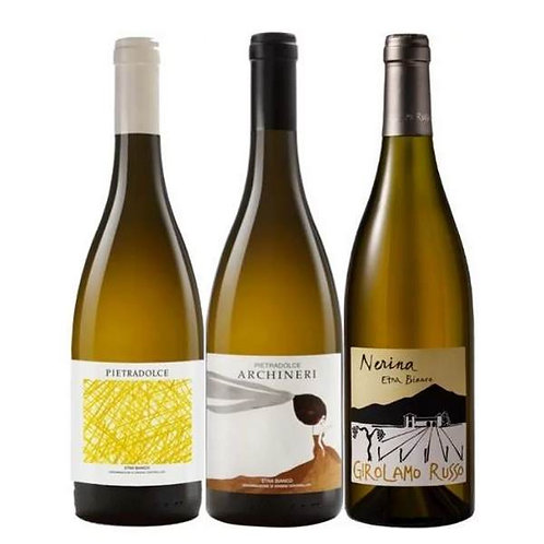 Extraordinary Etna Bianco Pack of 3