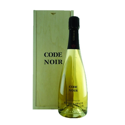 Henri Giraud, Code Noir Brut NV (OWC of 1)