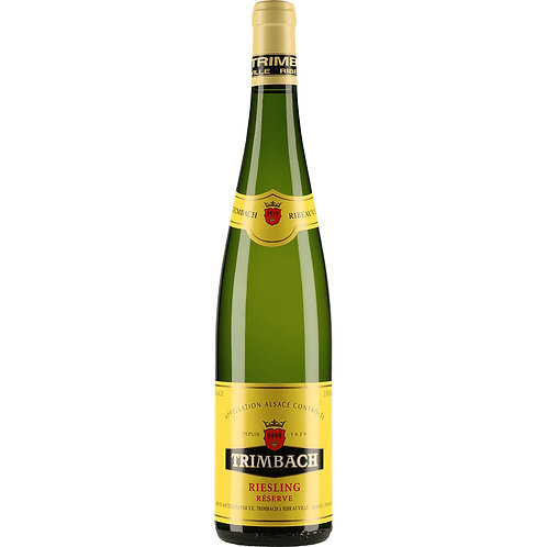 Maison Trimbach Riesling Reserve 2018