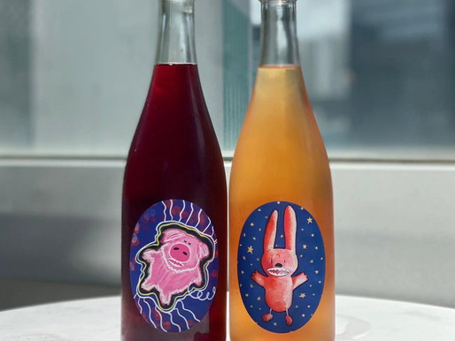 Pét-nat - 比香檳更早誕生的氣泡酒