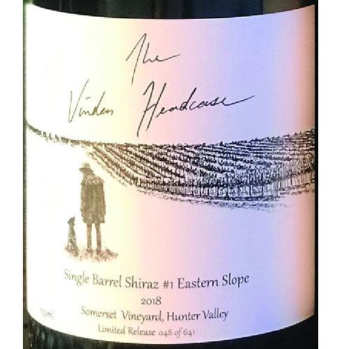 Vinden Estate Headcase Somerset Vineyard Single Barrel Shiraz #1 Eastern Slope