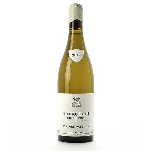 Paul PILLOT , Bourgogne Chardonnay 2017