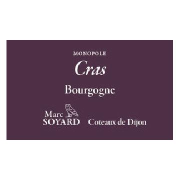 Domaine de la Cras, Cras 2017 Bourgogne Coteaux de Dijon