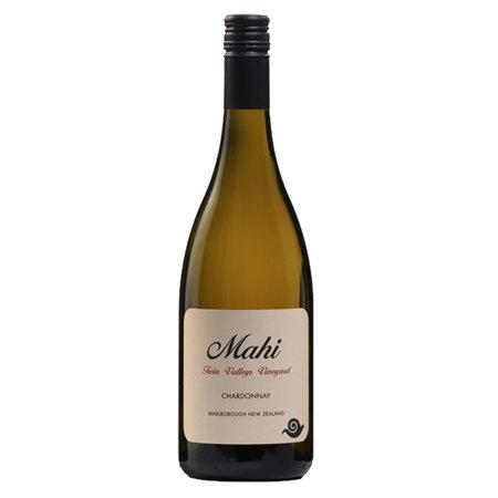 Mahi Chardonnay Twin Valleys Vineyard 2015
