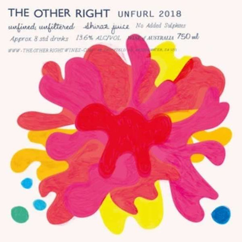 The Other Right Unfurl 2018