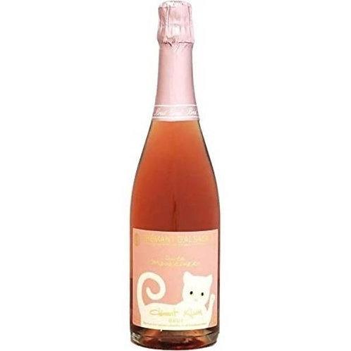 Clement Klur Cuvée Manekineko Sparkling Rosé NV