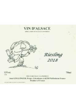 Riesling 2018