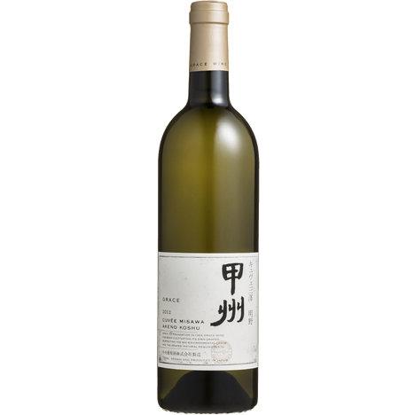 Grace Wine Cuvée Misawa Akeno Koshu 2017