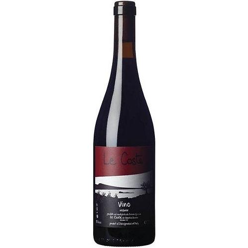 Le Coste Vino Rosso 2013