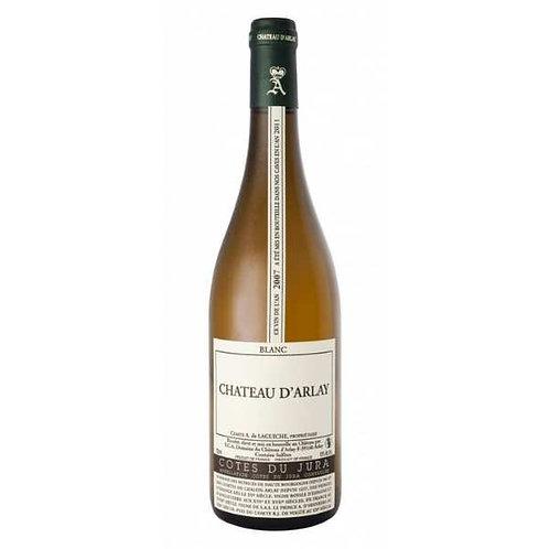 CHÂTEAU D'ARLAY Vin Blanc Tradition Côtes du Jura AOC 2012