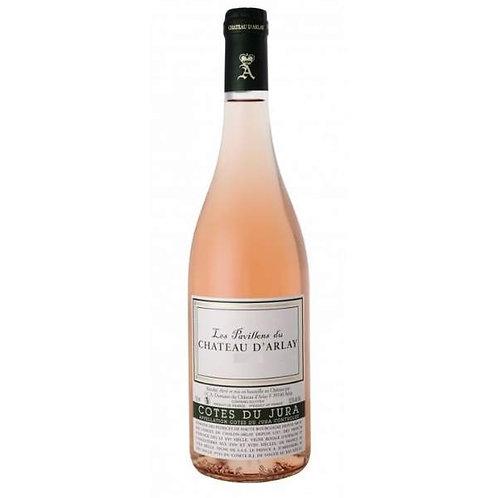 CHÂTEAU D'ARLAY Rosé Cuvée « Les Pavillions » Côtes du Jura AOC 2017